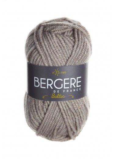Пряжа BERGERE DE FRANCE BALTIC (60% акрил, 40% полиамид 50г 80м)