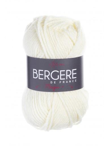 Пряжа BERGERE DE FRANCE MAGIC+ (50% шерсть, 50% акрил 50г 80м)